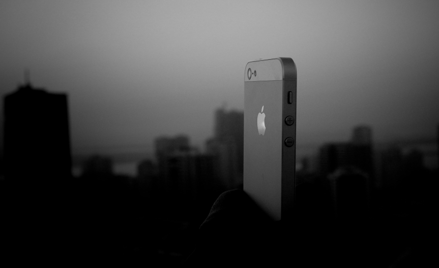 iPhone Dubai Bokeh